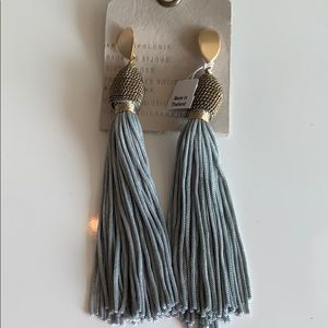 BUNDLE: tassel earrings from Anthropologie